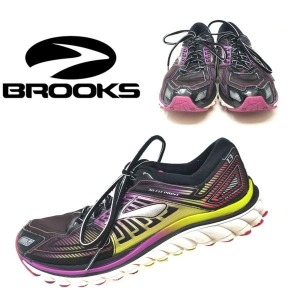 dca108fb03d2c Brooks Shoes - Brooks Glycerin G13 3D Fit Running Shoes Sz 9.5